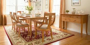 Shaker Style Dining Room Furniture Dining Room Sets With Tables Chairs Dining Room Oval Cherry Wood