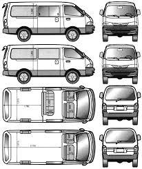 kia car blueprints die autozeichnungen les plans d
