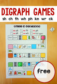 5 free games for teaching digraphs the measured mom
