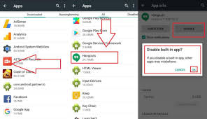 uninstall preinstalled apps android how to uninstall preinstalled apps on android without root