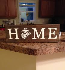 marine home decor state military home decor sign marine corps marines and etsy