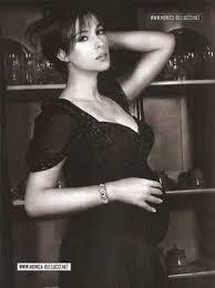 Monica Bellucci Vanity Fair Indian Dress Sari Monica Bellucci On Vanity Fair Magazine April