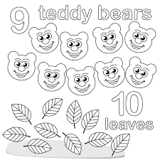 number 10 coloring page getcoloringpages com