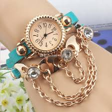 bracelet watches online images Ladies quartz watch alloy analog new women bohemia style bracelet jpg
