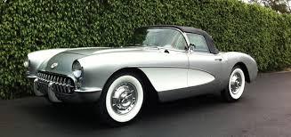 1957 chevrolet corvette convertible 1957 chevrolet corvette 283 270 convertible car collector