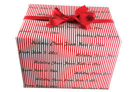 personalized gift wrapping paper 45 of amazing and creative gift wrapping ideas this festival