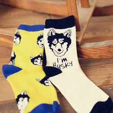 personalized socks cool wolf socks for personalized socks 4 in 1 pacakge