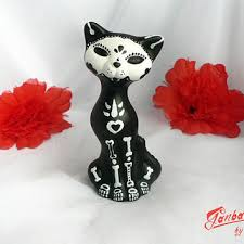 best sugar skull sculpture products on wanelo