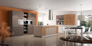 cuisine taupe formidable cuisine taupe et bois 12 cuisine moderne en bois