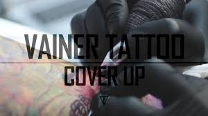 vainer tattoo cover up youtube