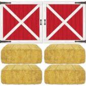Barn Party Decorations Western Party Supplies Western Party Decorations