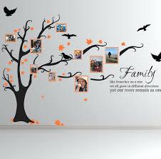 Tree Wall Art Decals Vinyl Sticker Family Wall Art Decals Family Tree Wall Decal Vinyl Wall Tree