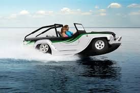 amphibious rescue vehicle cannon equipped amphibious watercar is cool way to put out fire