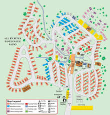 Map Of Mackinac Island Petoskey Michigan Campground Petoskey Koa