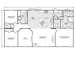 2016 fleetwood homes eagle 32563x 1 792 sq ft 32 u0027 x 56 u0027 double