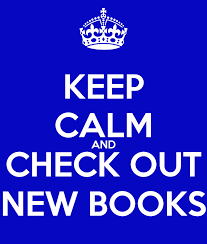 discover new books with blair library