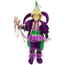 mardi gras doll 48 standing mardi gras jester with staff mardi gras and mardi