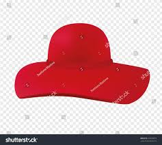 vintage halloween witch illistrations transparent background woman hat wide brim red womans stock vector 613528019 shutterstock
