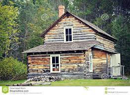 house in woods stock photo image 60313959