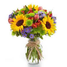 send cheap flowers bouquet of sunflowers at send flowers