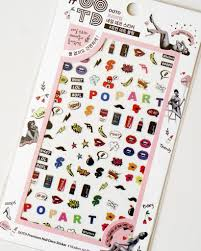 ootd nail sticker hollywood valley u2013 soko glam