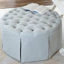 Tufted Round Ottoman Coffee Table by Awesome Tufted Round Ottoman Coffee Tables Ideas Best Round Tufted