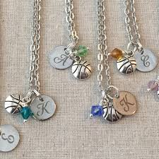 personalized basketball necklace basketball necklace personalized varsity basketball