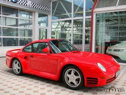 porsche 959 rally porsche 959 coupé auto salon singen