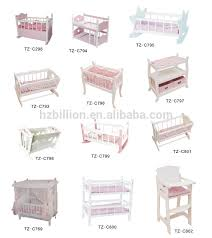 18 Inch Doll Bunk Bed Personality 18 Inch Doll Cot Wooden Baby Bunk Bed Doll Furniture