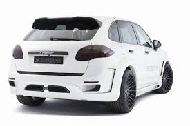 porsche cayenne 2014 black guardian evo is hamann u0027s 550hp wide body version of the porsche