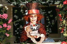 Halloween Mad Hatter Makeup by The Mad Hatter Makeup Alice Through The Looking Glass By