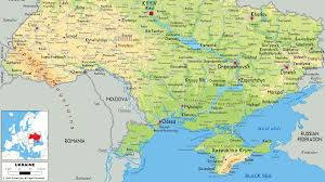 Map Of Ukraine And Crimea Ukraine Sanctions Against Crimea Safety4sea