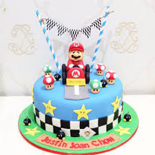 kids cakes nintendo birthday cakes for kids popsugar