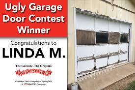 Overhead Door Company Springfield Mo Garage Door Contest Overhead Door Company Of Springfield