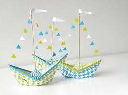 How To Make Boat From Paper - handmade paper ship crafts paper origami guide