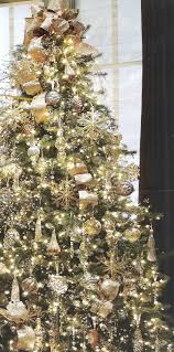 White Christmas Tree With Gold Decorations 23 Best Christmas Images On Pinterest Christmas Ideas Christmas