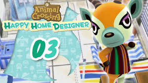 let u0027s play animal crossing happy home designer fr jour 3 jon