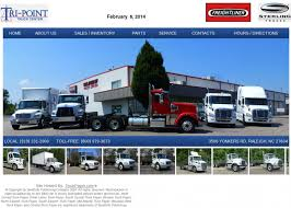 ford sterling truck parts tri point sterling trucks truck sales trucking