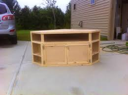 55 inch corner tv stand bedroom licious easy build stand how shelves decdbdbabeaafbff to