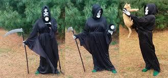 Grim Reaper Halloween Costume Halloween 2015 Gregg Grim Reaper Darkraixcresselia