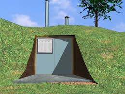 Building A House On A Slope How To Build An Underground Root Cellar 10 Steps With Pictures