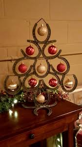 best 25 horseshoe christmas tree ideas on pinterest horseshoe