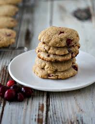 cranberry walnut cookies upstate ramblings