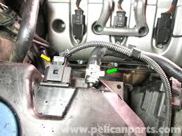 Porsche Cayenne Parts - porsche cayenne coolant expansion tank replacement 2003 2008