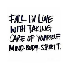 daily quote hashtags fall in love with taking care of yourself the red fairy project