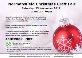 normansfield theatrechristmas craft fair st margarets community