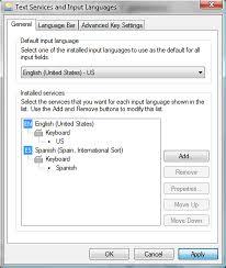 Windows 7 Top Bar Installing Language Keyboards In Windows 7 Egarc