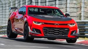 camaro zl1 vs corvette zr1 2018 chevrolet camaro zl1 1le is faster than corvette at