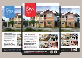 real estate flyers templates luxury home real estate flyer