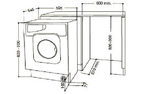 dimension chambre enfant chambre enfant dimension machine laver standard lave linge dimension